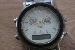 Relógio Magnum Quality Original | Quartz 50M Relíquia