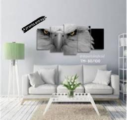 Quadros decorativos personalizados