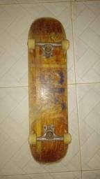 Skate shape 8.0, trucks metallun139.