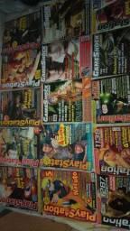Revistas Vídeo Game antigas
