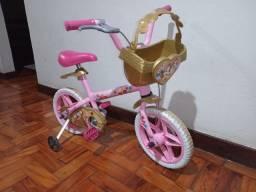 Vendo bicicleta aro 12 das princesas