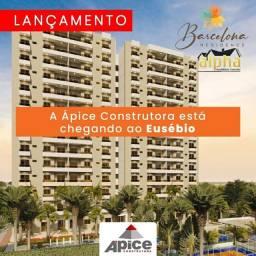 Apartamento no Eusébio - Aproveite preço de lançamento