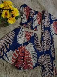 Conjunto Kimono 3 peças