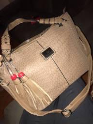 Vendo bolsa e sapato