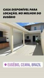 Casa no Eusébio - R$2.500,00