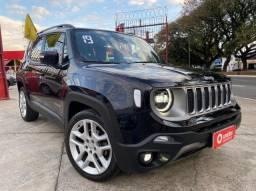 Título do anúncio: Jeep Renegade Limited 2019 estado de 0km Top de linha