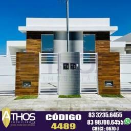 Casa ?Novo Geisel 60m²    Casa com Área de Lazer e Área Externa  