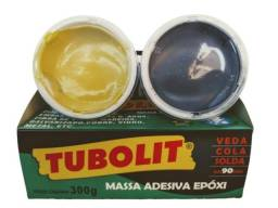 Tubolit  Massa Epóxi A+B  300g Nauticola