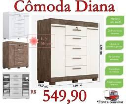 Cômoda Diana / Frete à consultar