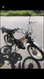 Mobilete motorizada