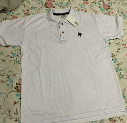 Camiseta polo (kit 3 - G - Novas)