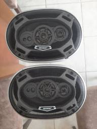 "Auto falante 6"" x 9"", 2500W max music Power, RMS MUSIC  POWER 250W"