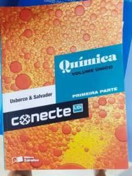 Livro quimica usberco & salvador saraiva