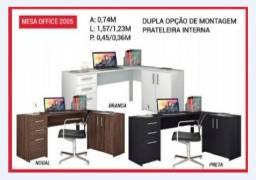 Título do anúncio: mesa mesa mesa escrivaninha em L promoçao