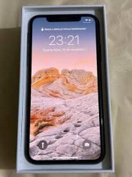 Iphone X 64GB Preto (Novíssimo)