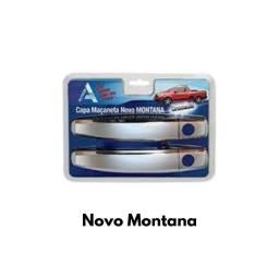 Título do anúncio: Capa Cromada para Maçaneta Novo Montana 2010... Celta, Corsa, Classic, 206, 207