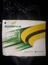 Bota de proteção fujiwara nova n41