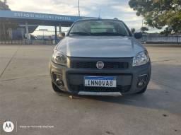 Fiat Strada Working 1.4 CE Completa + rodas de liga pneus novos!! confira!!