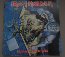 Oferta!! Lp Vinil Iran Maiden-no Prayer For The Dying