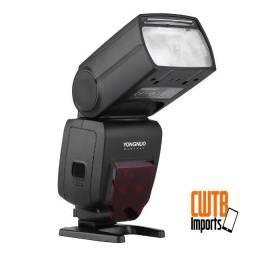 Flash Yongnuo Yn685n Yn685 Ttl Automático Para Câmeras Nikon Novo - Garantia