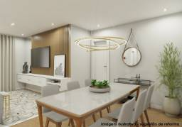 Apartamento para venda tem 95 metros quadrados com 2 quartos em Lagoa - Rio de Janeiro - R