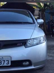 Honda Civic SI 2008 K20z3 - 60.000km carimbado de garagem