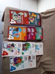 Kit de livros construindo e aprendendo do 4 ano