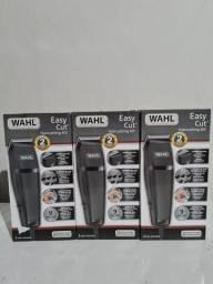 Máquina de cortar cabelo Wahl original  Vermelha e Preta