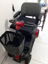 Cadeira elétrica para deficiente