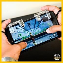 Joystick para jogos de tiro
