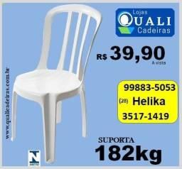 Cadeira Bressan extra forte uso comercial
