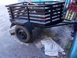 Vende-se carrocinha