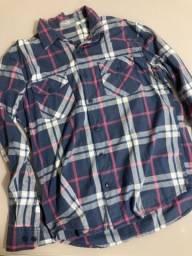 Camisa social Hering