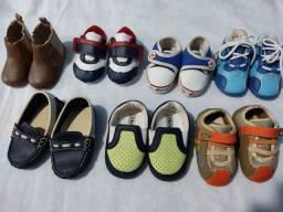 Sapatos para Bebê Masculino