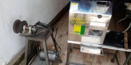 Caldo de cana vendo ou troco por moto de igual ou menor valor e também ferramentas