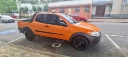 Fiat Strada cabine dubla