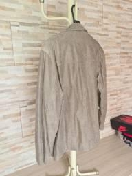Jaqueta de couro incrível