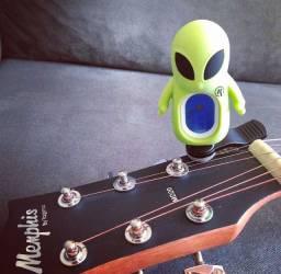 Afinador Cromatico Alien para violão