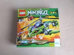 Lego Ninjago com Todas as peças
