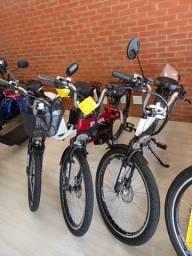 Bicicleta Elétrica Sonny e bikelete 350w 12 ah Aro 24 e 29