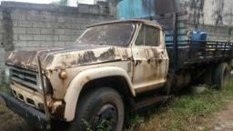Caminhão motor 11 x13