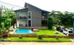 Linda casa km 9,5 4 quartos 2 suites piscina privativa com todas as taxas inclusas
