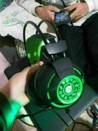 Headset Gamer Novo!PC e PS4,Dazz Diamond Gamer, 7.1, USB 2.0,Estudo-Propostas