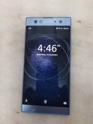 Sony Xperia XA2 Ultra AZUL Android 9.0 em perfeito estado