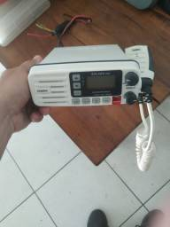 Rádio Uniden Solara.