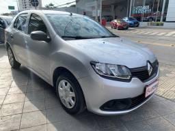 Título do anúncio: Renault Logan Completo 1.0 flex