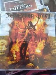 CD/DVD Sebastian Bach