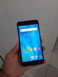 Celular Zenfone Zoom S 64gb preto