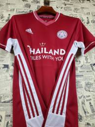 Camisa Leicester City 2020-21 tailandesa