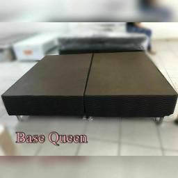 Base queen ORTOBOM entrega imediata